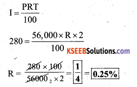 KSEEB Solutions for Class 7 Maths Chapter 8 Comparing Quantities Ex 8.3 72