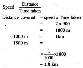 KSEEB Solutions for Class 7 Science Chapter 13 Motion and Time 11