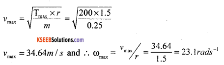 1st PUC Physics Model Question Paper 3 with Answers image - 13