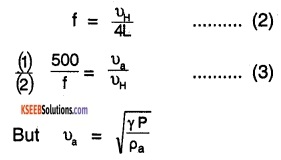 1st PUC Physics Question Bank Chapter 15 Waves img 74