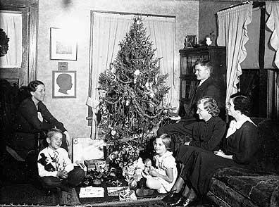 Christmas In Kansas Kansapedia Kansas Historical Society