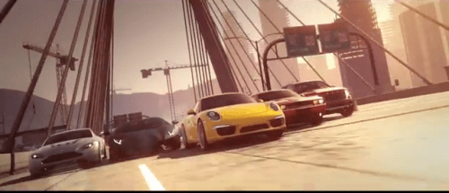 Need for Speed: Most Wanted iOS ir Android platformoms