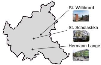 Stadtgruppen Hamburg Grafik
