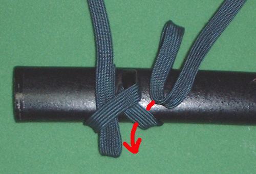 How To Tie Sageo
