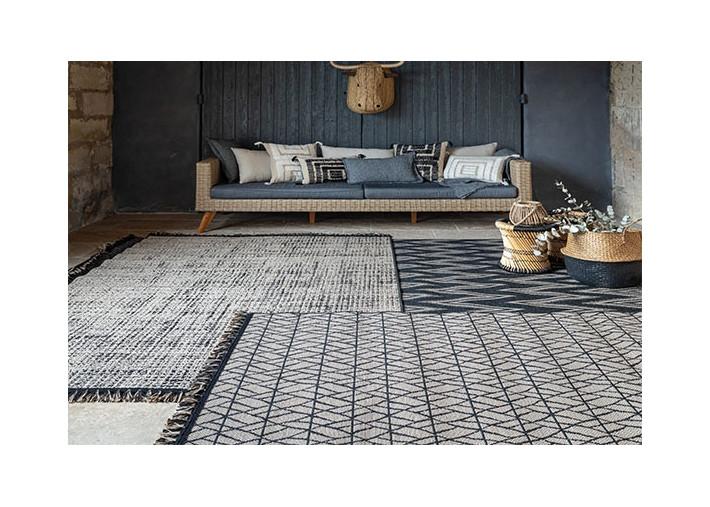 tapis de qualite interieur ou exterieur en polypropylene naturel 2 tailles sadar par vivaraise