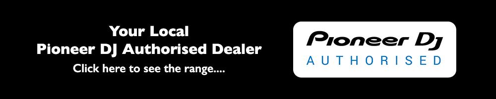 Pioneer DJ Authorised Dealer