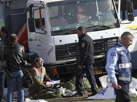 Jerusalem Truck Attack_330944