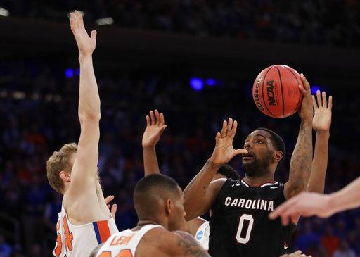 NCAA South Carolina Florida Basketball_365893