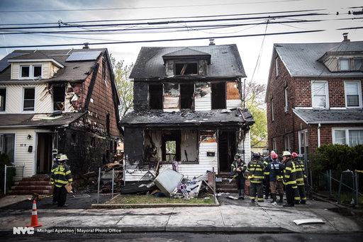 NYC House Fire_377236