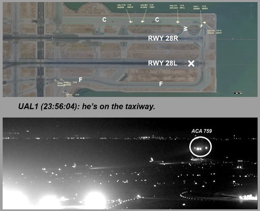 Airliner Aborted Landing_425680