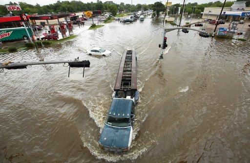 APTOPIX Severe-Weather-Texas_428746