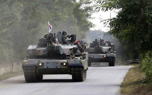 South Korea Koreas Tensions_441319