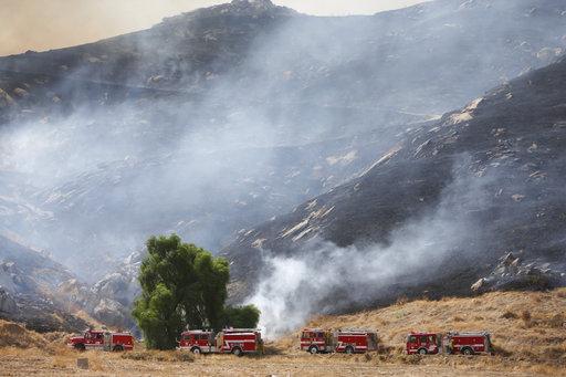 Western Wildfires_440335
