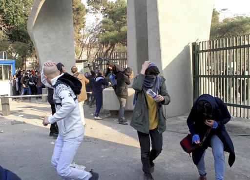 Iran Protests_498076