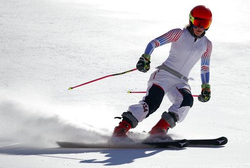 Pyeongchang Olympics Alpine Skiing_518927