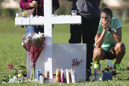 APTOPIX School Shooting Florida_522621
