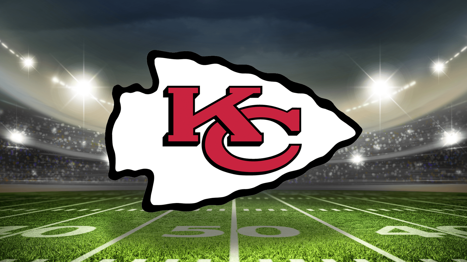 This is a picture of Striking Kansas City Chiefs Printable Schedule