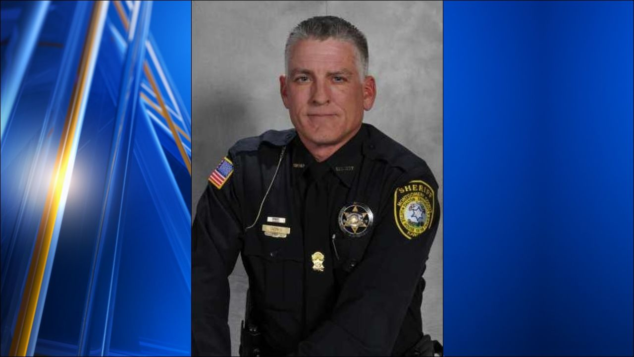 Montgomery County Sheriff Robert Dierks