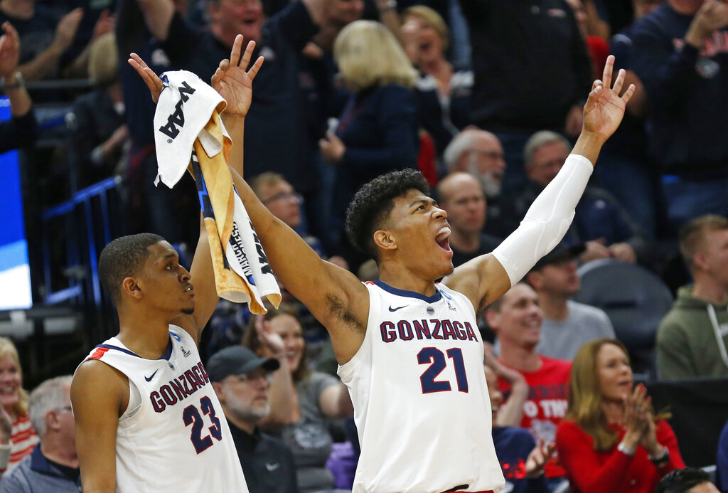 NCAA Baylor Gonzaga Basketball_1553539324037