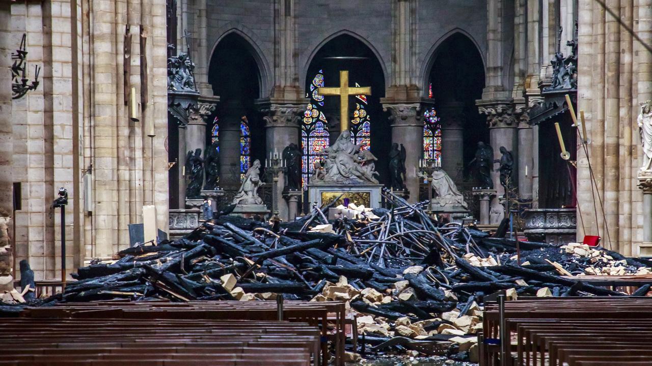 APTOPIX France Notre Dame Fire_1555507144159