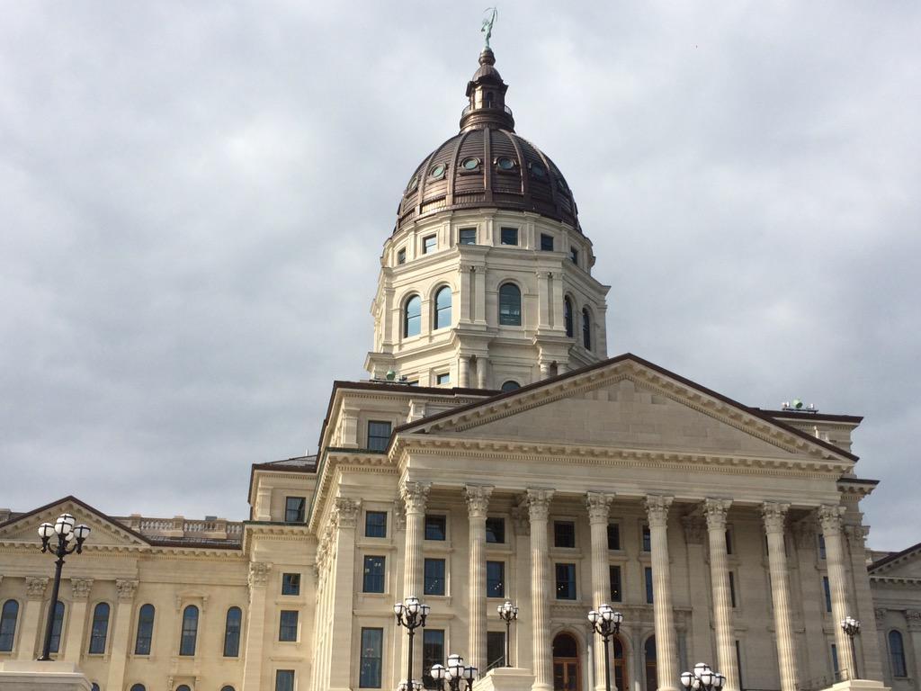 Kansas Statehouse Capitol_125601