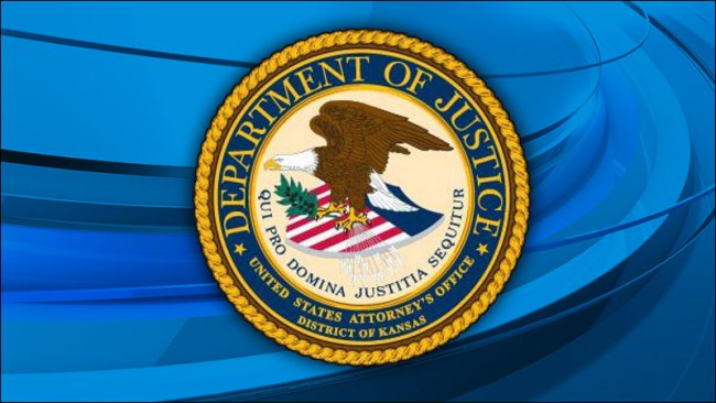 department of justice united states attorney's office district of kansas_193990
