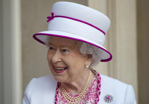 Britain Prepares To Mark Queens Official 90th Birthday