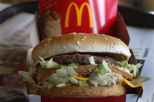 McDonalds Sales_238582