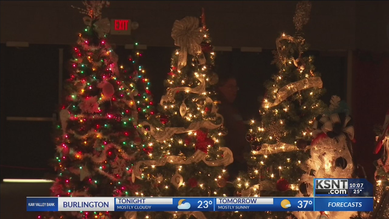 Festival of Trees in Topeka will happen virtually in 2020