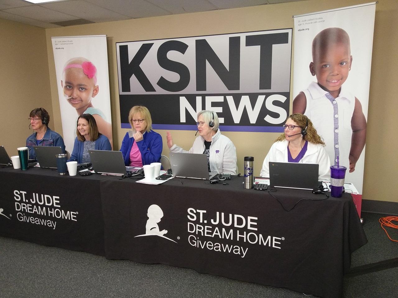 St. Jude Telethon at KSNT-TV