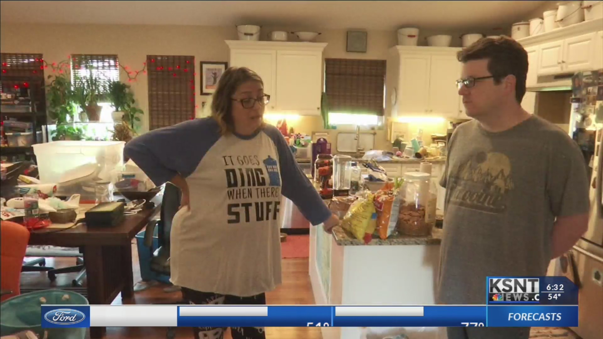 Burlington couple worried after repeated flooding in neighborhood