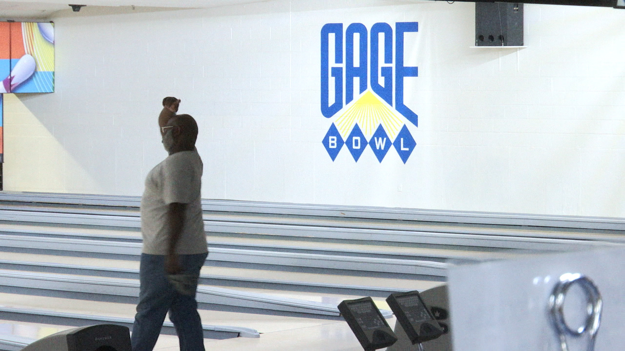 Topeka bowling alleys get back to business safely