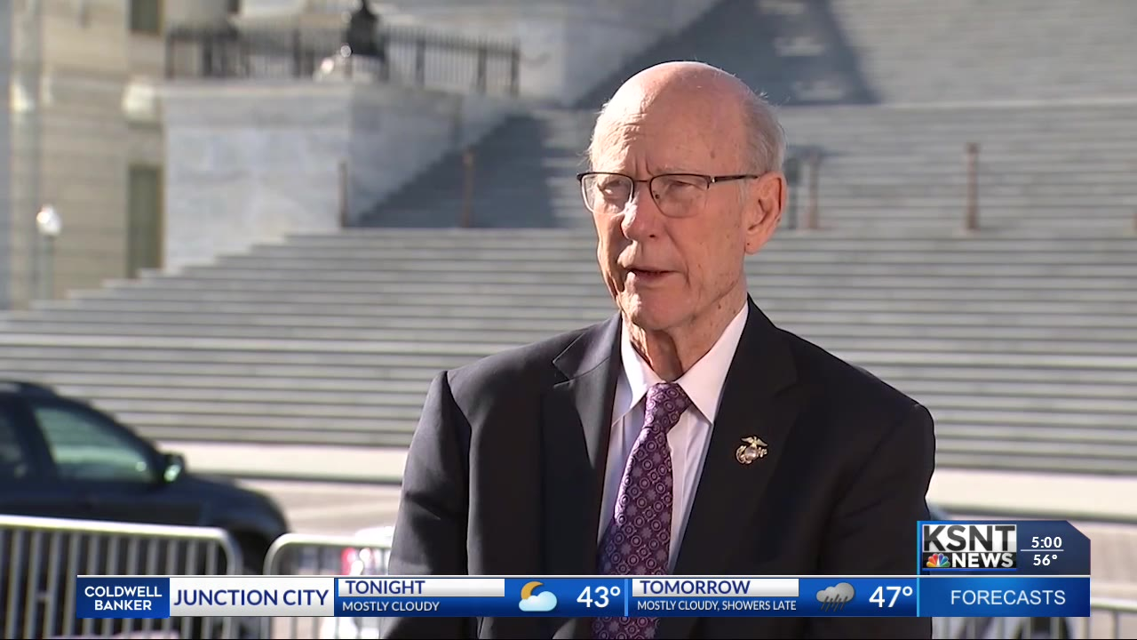 Sen. Roberts reflects on career, what's still left to do