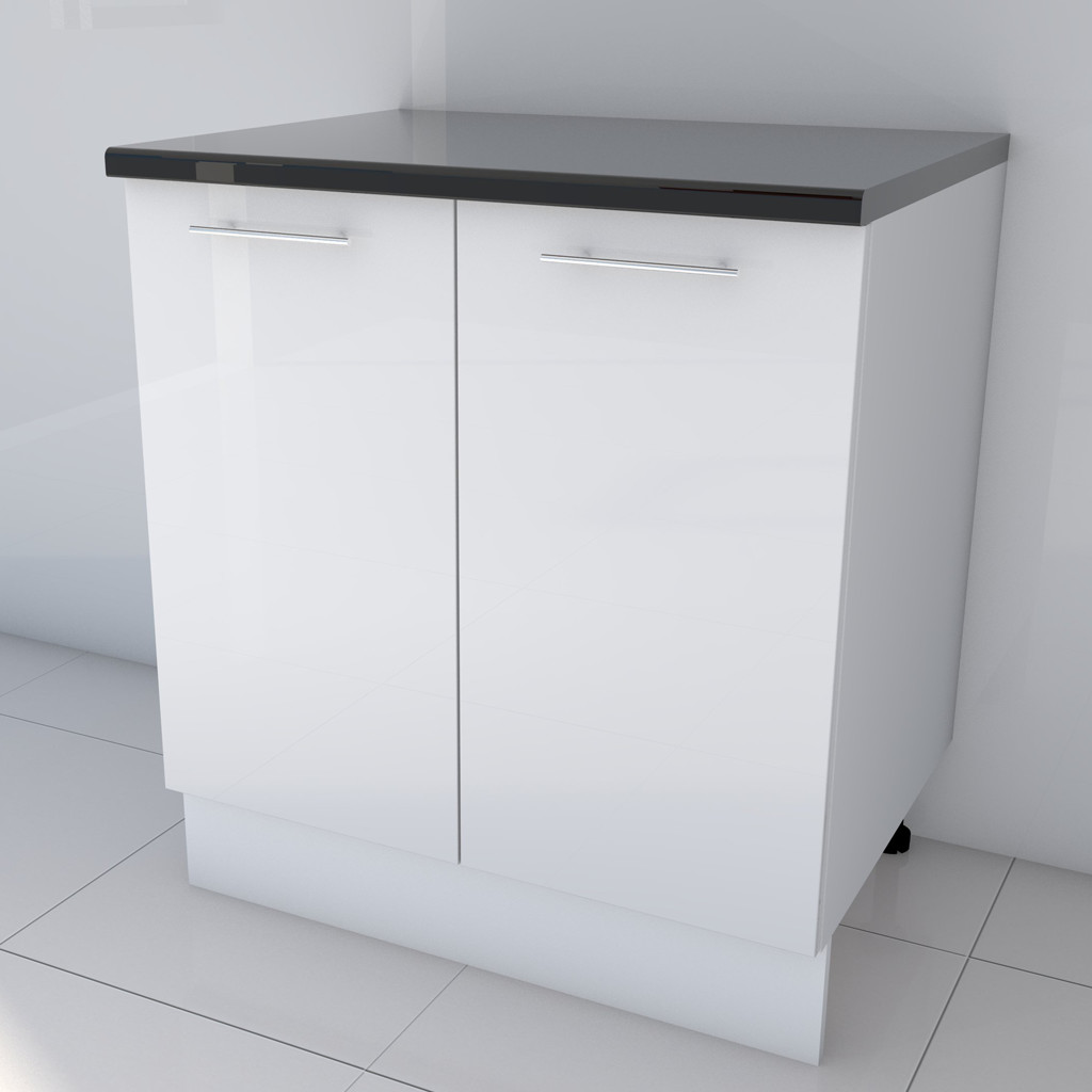 Base/sink cabinet 800mm wide - k'Space Kitchens