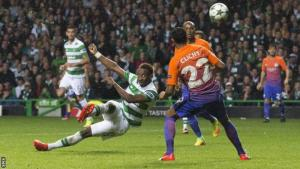 Champions League:  Celtic hold Man City in 6-goal thriller