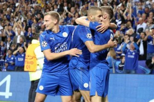 Leicester City sets new UCL record for English teams with win vs Porto