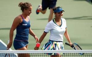 Sania Mirza-Barbora Strycova enter Japan final