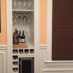 Built-in in Wine Rack