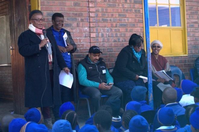 KST Motheo Mandela Day
