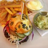 Sizilian Style Burger
