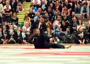 Master's demonstration
