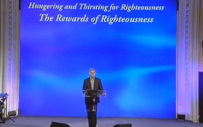 The Rewards of Righteousness