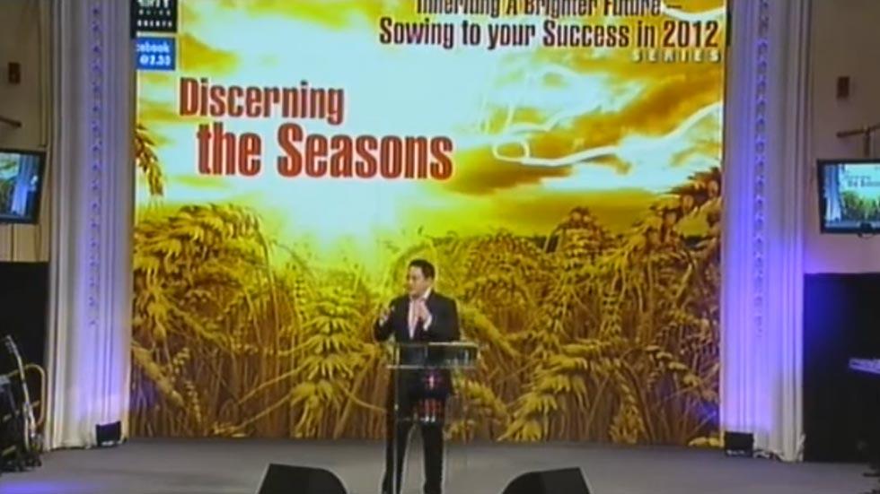 Discerning the Seasons
