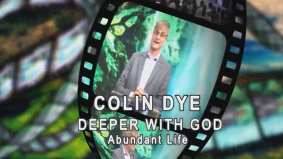 Deeper With God: Abundant Life