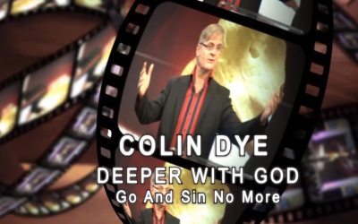 Deeper With GOD : Go and sin no more