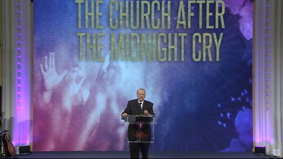 The Church after the Midnight Cry