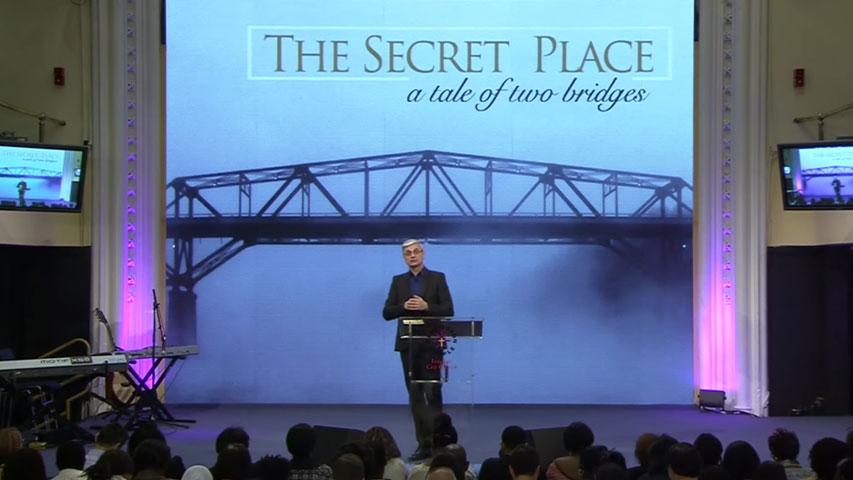 The Secret Place – A tale of two bridges
