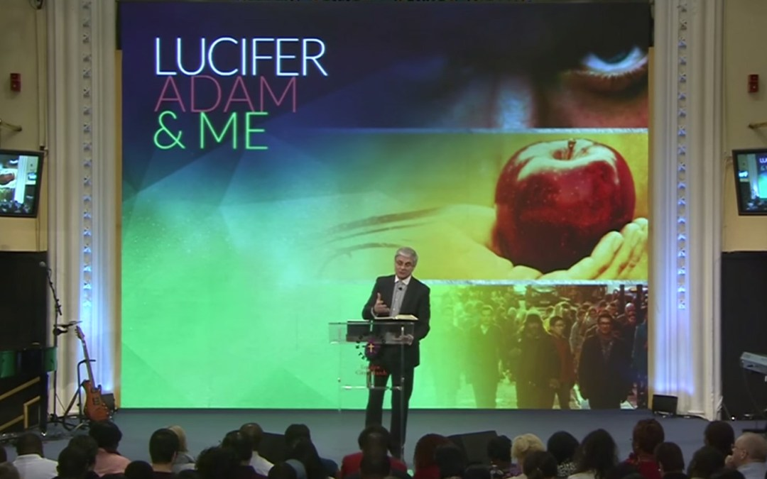 Lucifer, Adam and Me