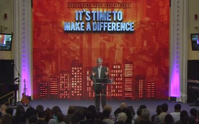 Possessing your Inheritance: It's Time to Make a Difference!