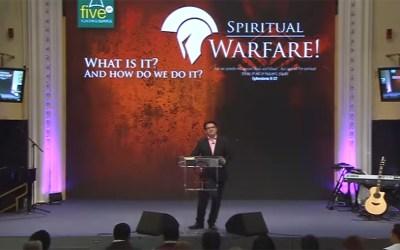 Spiritual Warfare and Evangelism